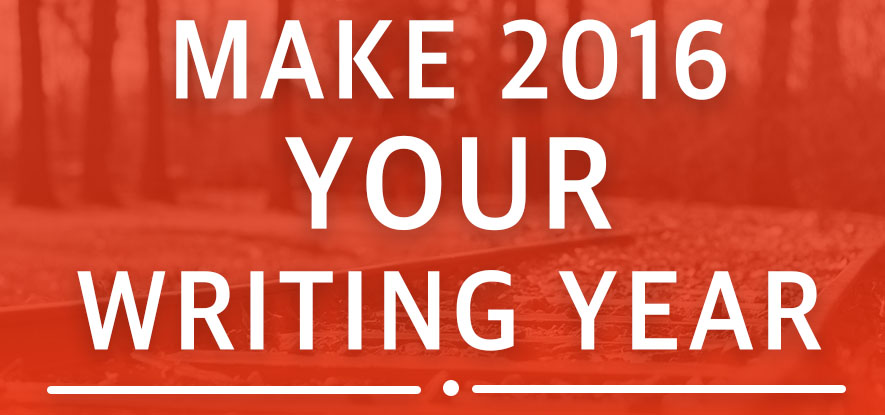 2016 your writing year web